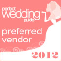 Perfect Wedding Guide Preferred Vendor