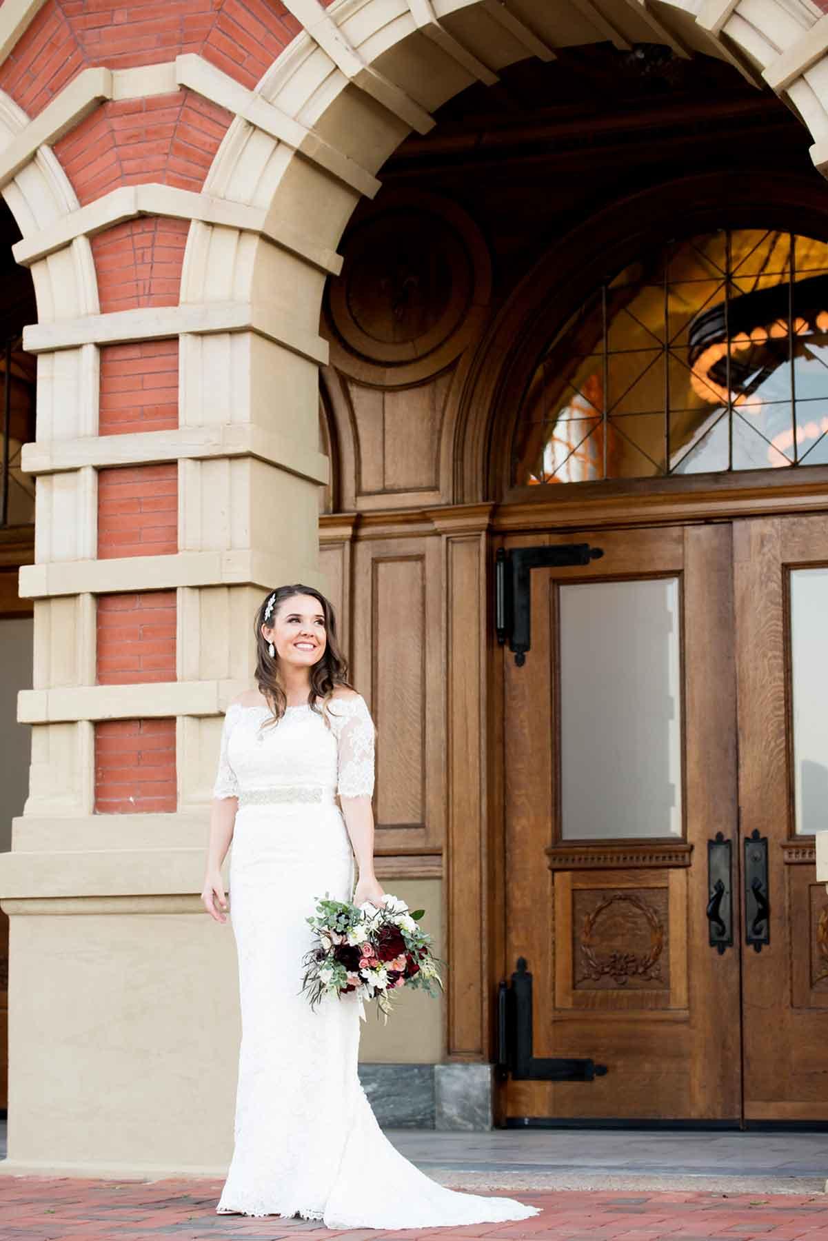 Real brides bliss bridal salon nicki wisner photography junglespirit Image collections