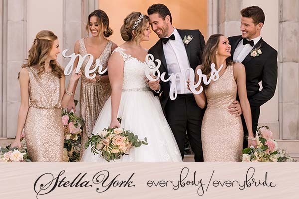 Stella York Trunk Show January 2019